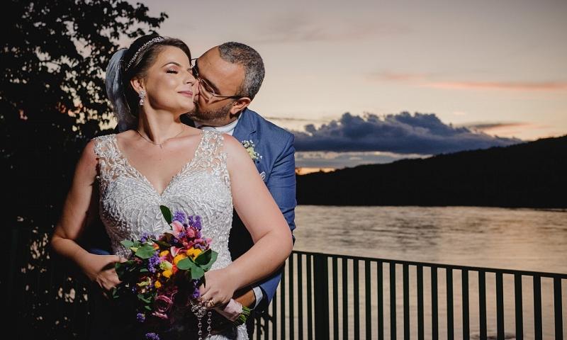 Casamento Dharyane e Osvaldo