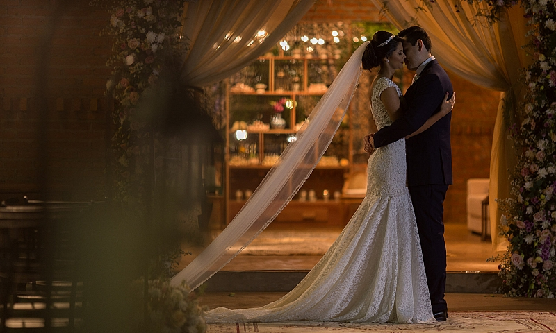 Casamento Fabiane e Diego