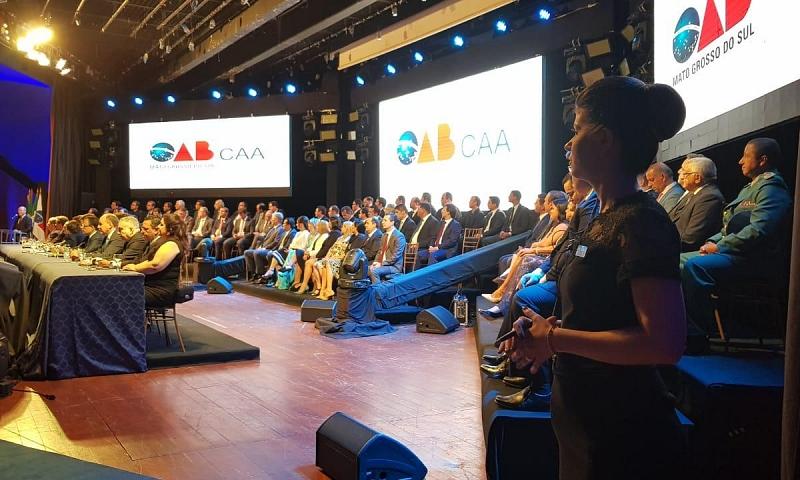 Posse OAB 2019